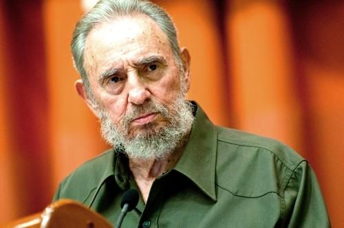 Lãnh tụ Fidel Castro trở lại khỏe mạnh - anh 1