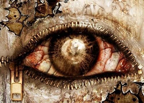 """Rùng rợn """"mắt quỷ"""" với lời nguyền giáng tai họa - anh 1"""