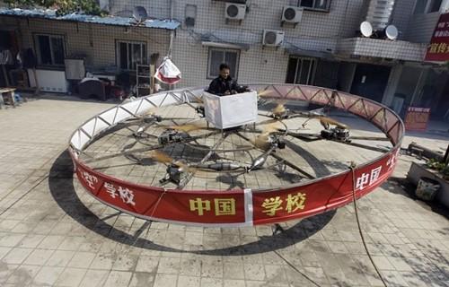 """30 sáng chế """"kỳ lạ"""" của người Trung Quốc - anh 19"""