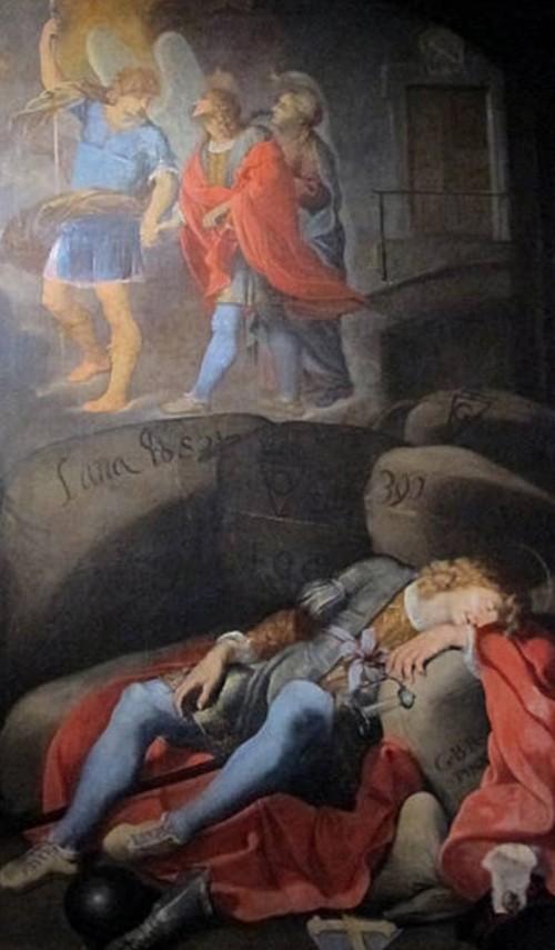 Huyền thoại về thanh gươm cắm ngập trong đá của San Galgano - anh 3