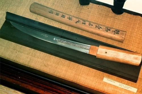Khám phá những thanh kiếm kỳ bí bậc nhất thế giới - anh 4
