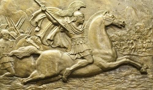 Giải mã nguyên nhân cái chết đau đớn và bí hiểm của Alexander Đại đế - anh 1
