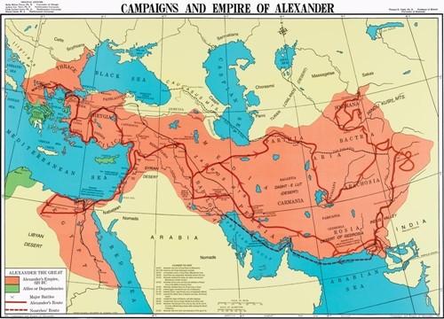 Giải mã nguyên nhân cái chết đau đớn và bí hiểm của Alexander Đại đế - anh 2