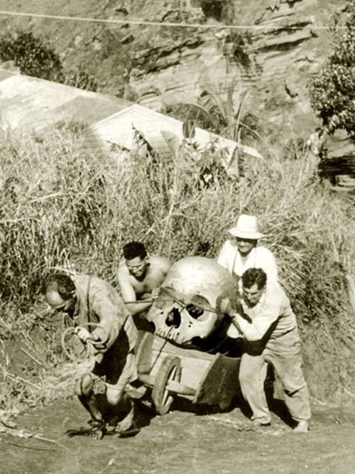Thực hư những hộp sọ khổng lồ nơi thung lũng Chết - anh 3