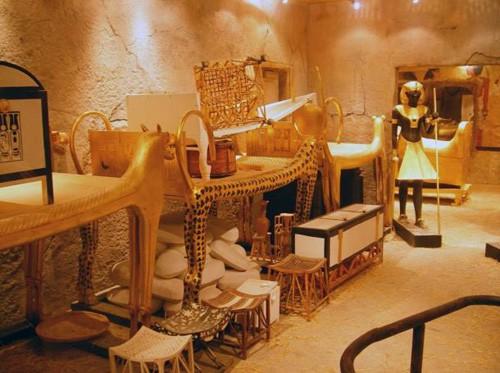 Rùng rợn lời nguyền chết chóc từ những lăng mộ Pharaoh - anh 1