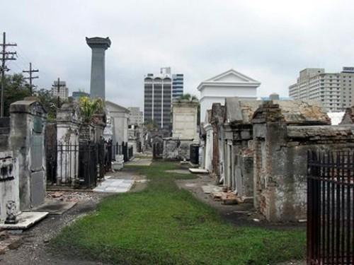 Bí ẩn bóng ma nơi những nghĩa trang nước Mỹ - anh 1