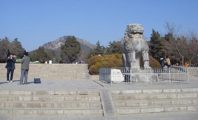 Thực hư 800 tấn kho báu trong lăng mộ nữ hoàng Võ Tắc Thiên - anh 21