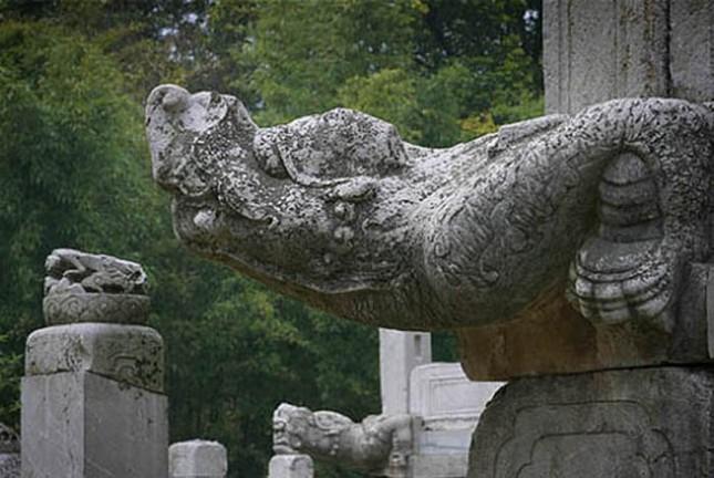Thực hư 800 tấn kho báu trong lăng mộ nữ hoàng Võ Tắc Thiên - anh 32