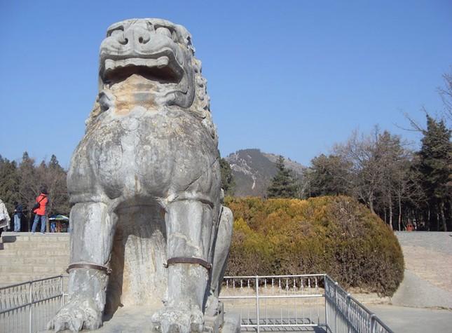 Thực hư 800 tấn kho báu trong lăng mộ nữ hoàng Võ Tắc Thiên - anh 20