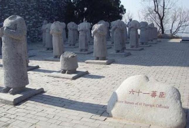 Thực hư 800 tấn kho báu trong lăng mộ nữ hoàng Võ Tắc Thiên - anh 8