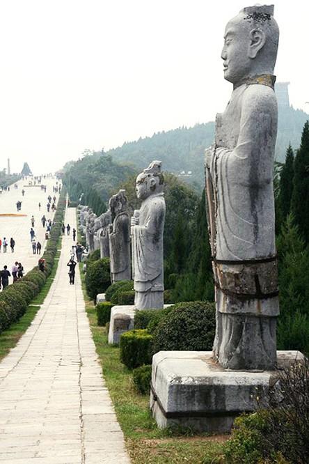 Thực hư 800 tấn kho báu trong lăng mộ nữ hoàng Võ Tắc Thiên - anh 4
