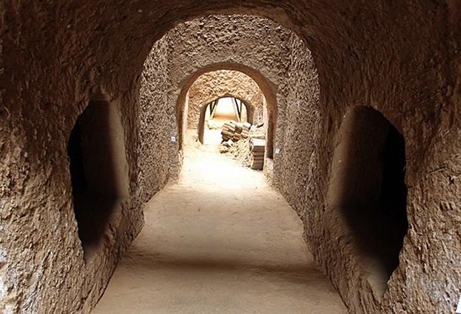 Thực hư 800 tấn kho báu trong lăng mộ nữ hoàng Võ Tắc Thiên - anh 3