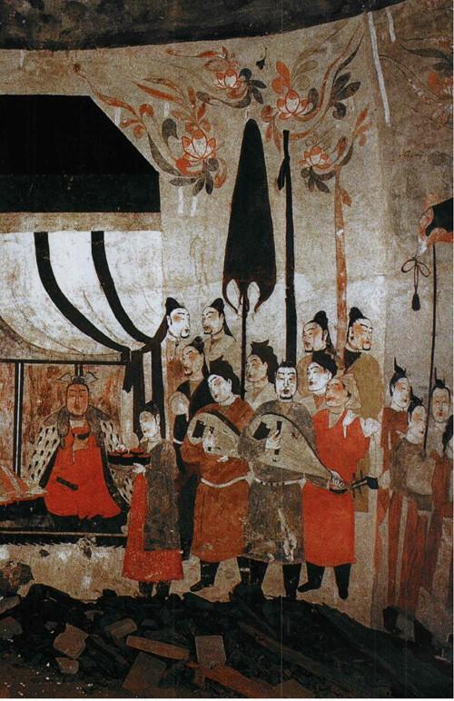 Thực hư 800 tấn kho báu trong lăng mộ nữ hoàng Võ Tắc Thiên - anh 22
