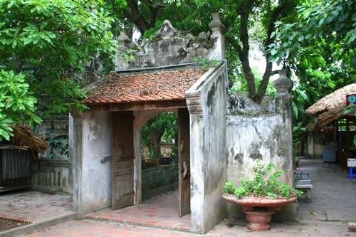 Làng cổ Đường Lâm - Hồn quê phảng phất giữa Hà thành - anh 2