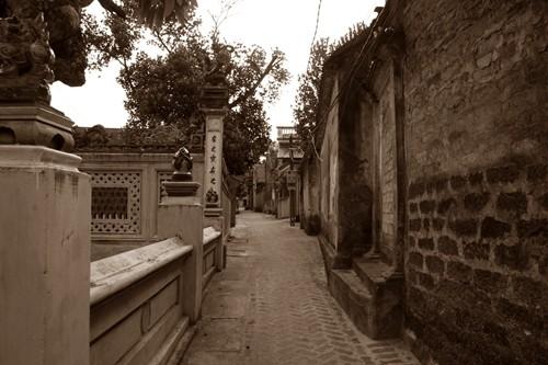 Làng cổ Đường Lâm - Hồn quê phảng phất giữa Hà thành - anh 4