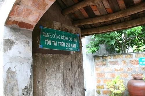 Làng cổ Đường Lâm - Hồn quê phảng phất giữa Hà thành - anh 7