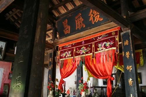 Làng cổ Đường Lâm - Hồn quê phảng phất giữa Hà thành - anh 8