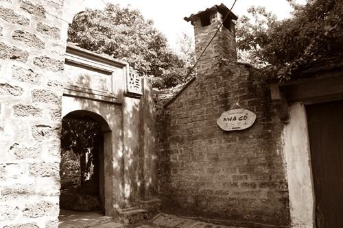 Làng cổ Đường Lâm - Hồn quê phảng phất giữa Hà thành - anh 5