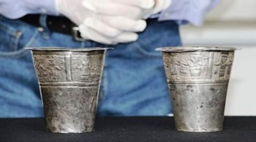 Chiếc ly bạc thay đổi lịch sử về người cổ đại - anh 1