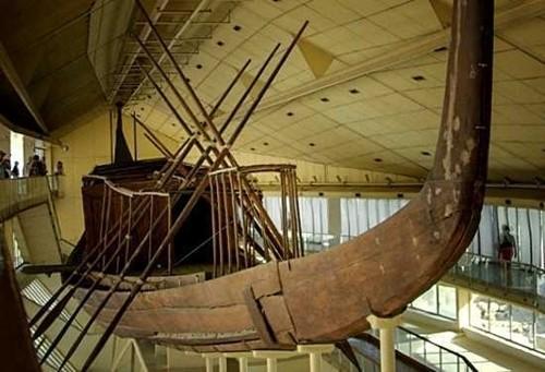 Khám phá mới về Ai Cập cổ đại qua những truyền thuyết - anh 4