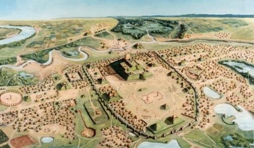 Bí ẩn sự biến mất của những thành phố cổ - anh 2