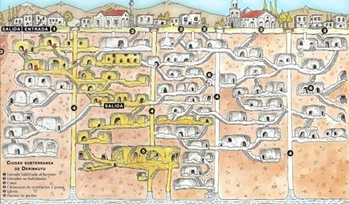 Bí ẩn sự biến mất của những thành phố cổ - anh 3