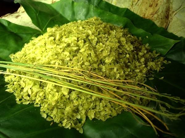 108 TPCN chữa bệnh: Gạo tẩm dấm giúp giảm mỡ máu, tan khối u… - anh 3