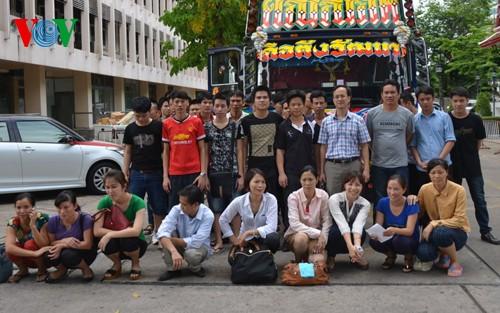 Không truy tố cư trú trái phép 46 lao động VN bị lừa ở Thái Lan - anh 1