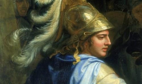 Bí ẩn lăng mộ Alexander Đại đế - anh 1