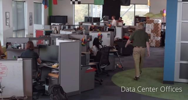 Khám phá bên trong trung tâm dữ liệu khủng lồ của google - anh 3