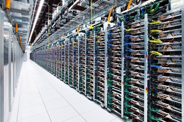 Khám phá bên trong trung tâm dữ liệu khủng lồ của google - anh 4