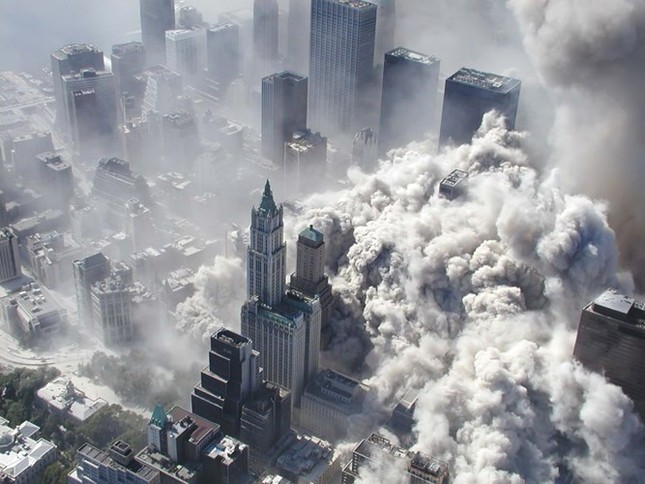 Những điều kinh hoàng nhất về vụ khủng bố 11/9 tại Mỹ - anh 4