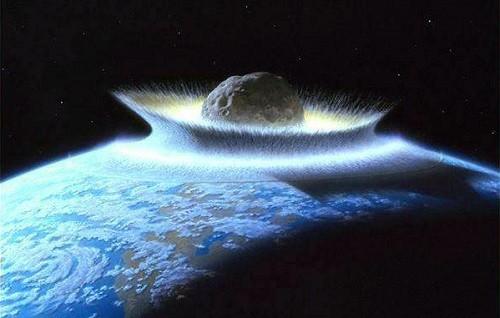 Nguy cơ thảm họa sóng thần khủng khiếp do tiểu hành tinh lao xuống Trái Đất - anh 1