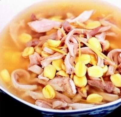 Cách nấu những món ăn đơn giản trị đau bụng mãn tính - anh 2