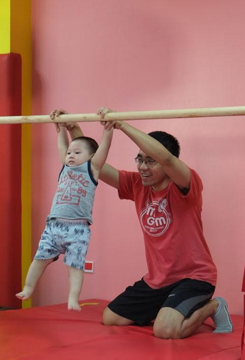 Các phương pháp vận động giúp trẻ tăng chiều cao - anh 1