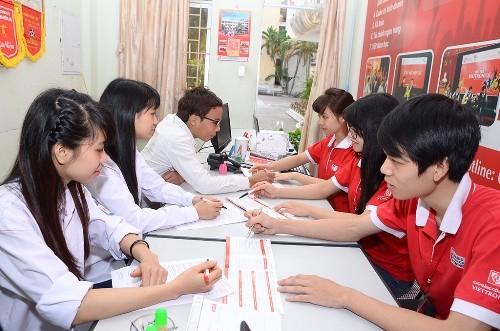105 trường ĐH có số thí sinh vượt chỉ tiêu ngay trong đợt 1 - anh 1