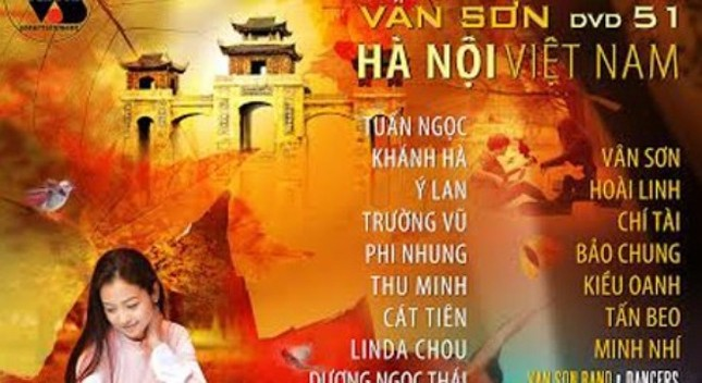 Hé lộ mức đầu tư khủng cho chương trình Vân Sơn 51 – Mùa thu tình yêu - anh 1