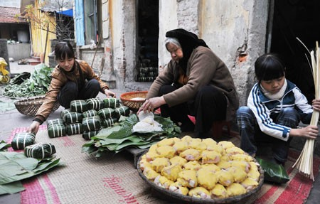 Giải mã hồn Tết Việt cho du khách nước ngoài - anh 2