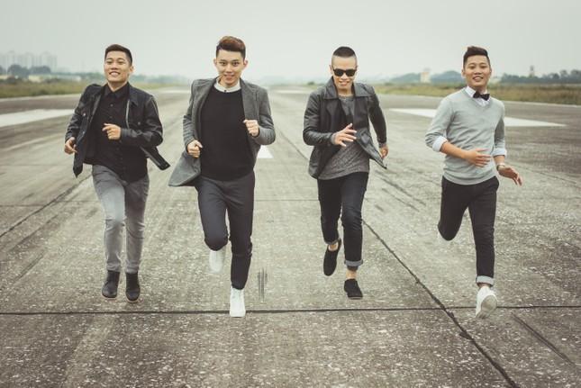 Nỗ lực trở thành nhóm nhạc số 1 Việt Nam của Oplus - anh 1