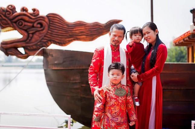 Doanh nhân Hùng Cửu Long: Tết dành trọn vẹn cho gia đình - anh 2