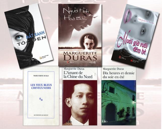 Những mối tình đặc biệt của tác giả tiểu thuyết Người tình - anh 2