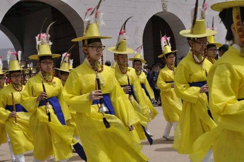 Những báu vật di sản phi vật thể ở Hàn Quốc - anh 17
