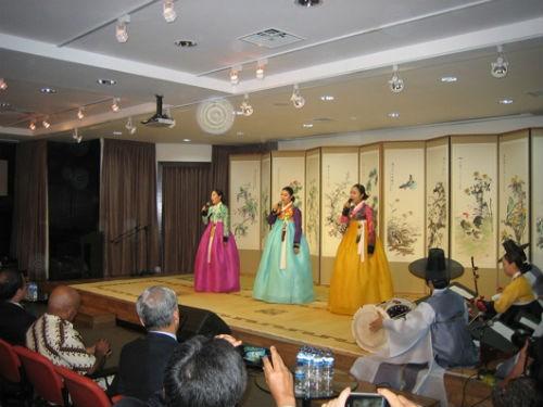 Những báu vật di sản phi vật thể ở Hàn Quốc - anh 2