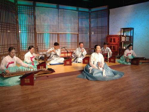 Những báu vật di sản phi vật thể ở Hàn Quốc - anh 7