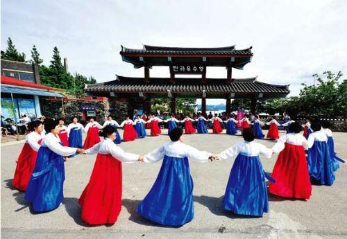 Những báu vật di sản phi vật thể ở Hàn Quốc - anh 8