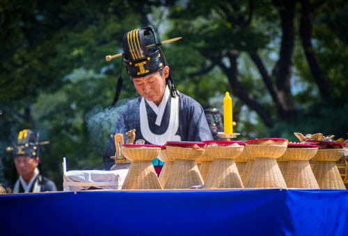 Những báu vật di sản phi vật thể ở Hàn Quốc - anh 16