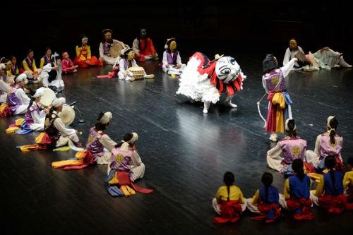Những báu vật di sản phi vật thể ở Hàn Quốc - anh 12