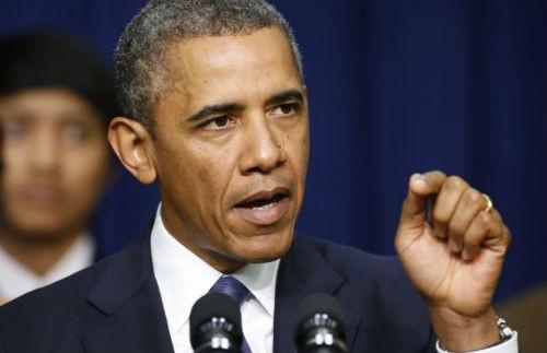 Quốc hội Mỹ ủng hộ kế hoạch tấn công IS của Tổng thống Obama - anh 1