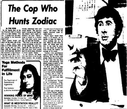 Zodiac - Kẻ giết người bí ẩn nhất lịch sử nước Mỹ - anh 1