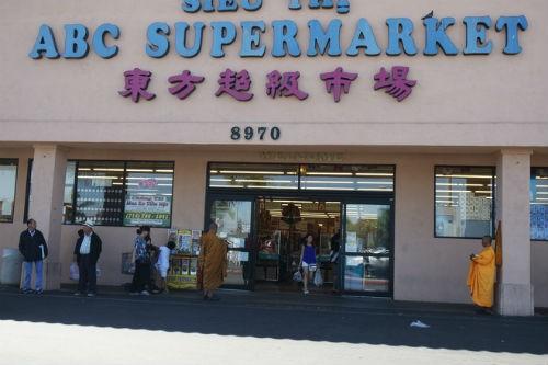 Khu chợ sầm uất của người Việt bên Mỹ - anh 1
